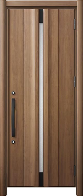 玄関ドア リシェント3 断熱仕様 K2 G13型 片開きドア W:764~864mm × H:1,739~2,039mm LIXIL リクシル TOSTEM トステム