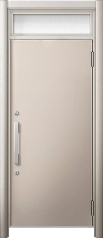 【サイズ交換OK】 リシェント 玄関ドア3 高断熱仕様 LIXIL/ カバー工法 非防火 17N型 アルミ色 片開きランマ付き 玄関ドア3 特注サイズ W:764~943mm × H:2,076~2,600mm カバー工法 LIXIL TOSTEM, エフタイム:5df0afcb --- annhanco.com