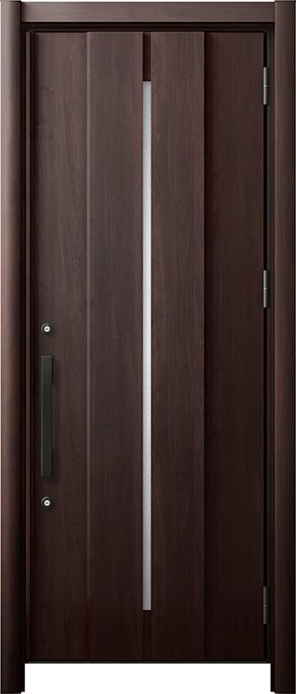 玄関ドア リシェント3 断熱仕様 K4 M12型 片開きドア W:865~977mm × H:1,739~2,039mm LIXIL リクシル TOSTEM トステム