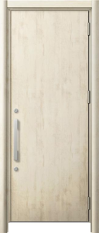 玄関ドア リシェント3 断熱仕様 K2 M17型 片開きドア W:714~977mm × H:1,739~2,039mm LIXIL リクシル TOSTEM トステム