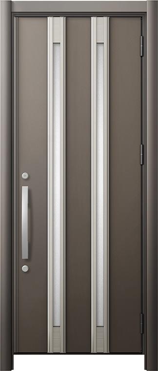 玄関ドア リシェント3 断熱仕様 K2 M24型 片開きドア W:764~977mm × H:2,040~2,439mm LIXIL リクシル TOSTEM トステム