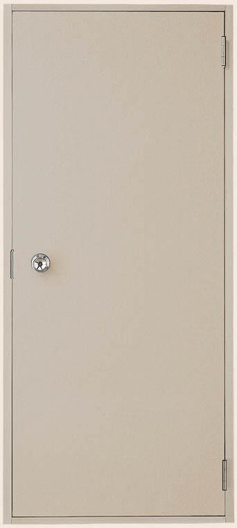 ロンカラーフラッシュドア フラット ランマなし 半外付型 特注サイズ W:409~850mm × H:570~2,057mm 勝手口 LIXIL リクシル TOSTEM トステム