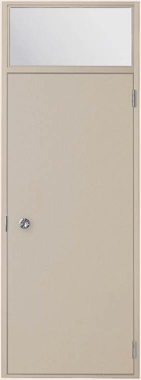 ロンカラーフラッシュドア フラット ランマ付き 内付型 07822 W:785mm × H:2,252mm 勝手口 LIXIL リクシル TOSTEM トステム