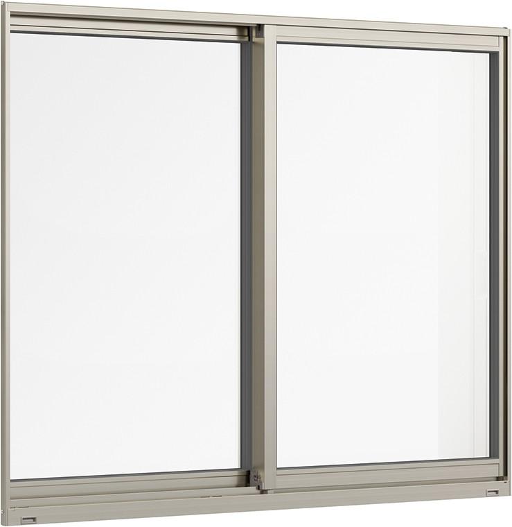 サーモスA 引き違い 2枚建て 一般複層ガラス仕様 13305 W:1,370mm × H:570mm LIXIL リクシル TOSTEM トステム