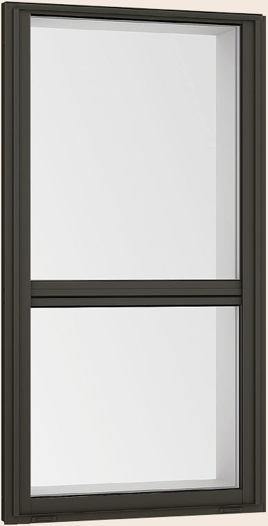 サーモスL 上げ下げ窓FS Low-E複層ガラス / アルミスペーサー仕様 03607 W:405mm × H:770mm LIXIL リクシル TOSTEM トステム