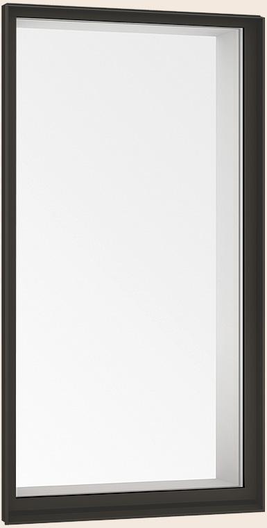 サーモスL FIX窓 外押縁タイプ 激安価格と即納で通信販売 Low-E複層ガラス 樹脂スペーサー仕様 016013 W:200mm トステム × LIXIL TOSTEM 驚きの値段で H:200mm リクシル