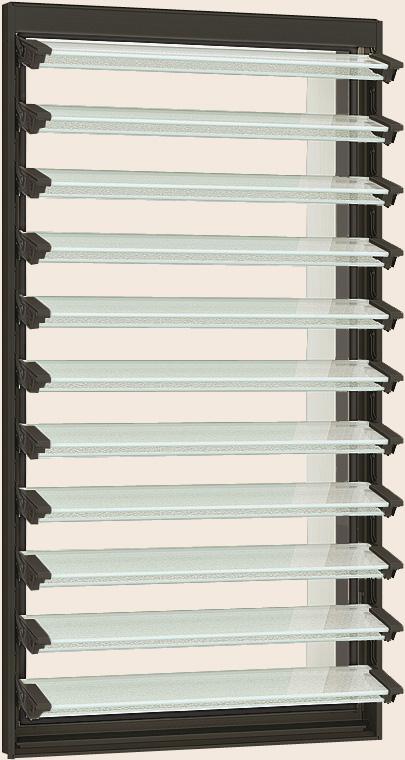 サーモスL ルーバー窓IF オペレーターハンドル仕様 03611 W:405mm × H:1,170mm LIXIL リクシル TOSTEM トステム