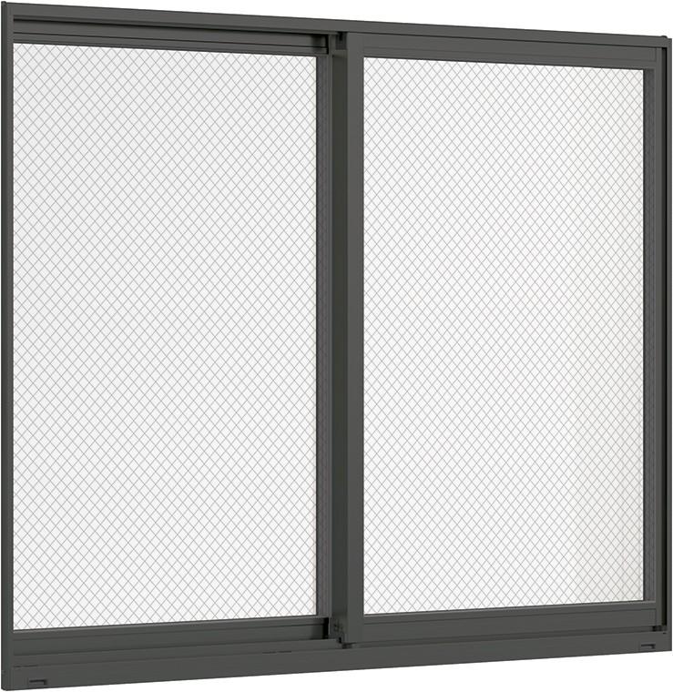 防火戸サーモスX 引き違い 2枚建て 定価 複層ガラス仕様 日本製 07807 W:820mm × アルミ樹脂複合 TOSTEM LIXIL H:770mm トステム リクシル