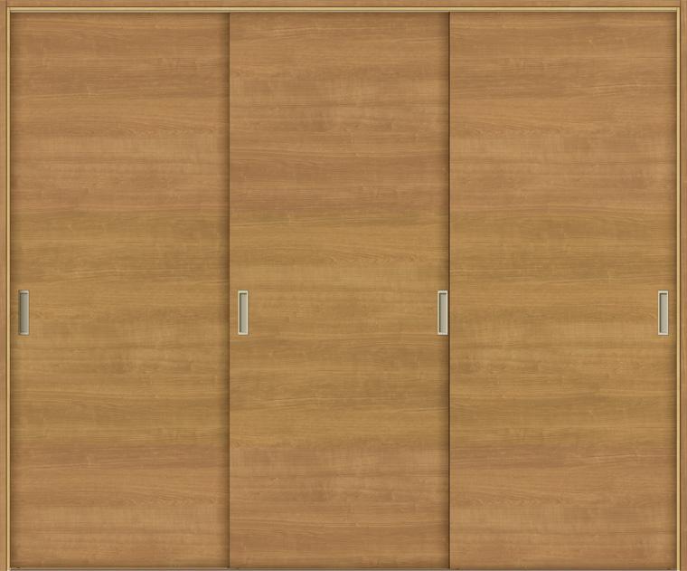 戸襖引戸 引違い戸3枚建て BHT-LAB 鍵無し 在来工法 ケーシング付枠 標準枠 2420 W:2,432mm × H:2,038mm 新和風 LIXIL リクシル TOSTEM トステム DIY リフォーム