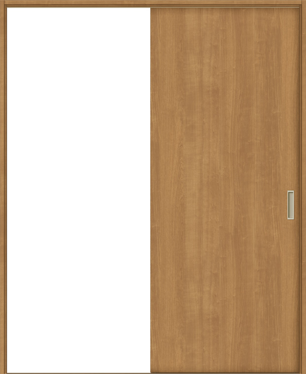 戸襖引戸 片引戸標準 BKH-LAA 鍵無し 洋室側引込み 在来工法 ケーシング付枠 標準枠 1620 W:1,644mm × H:2,038mm 新和風 LIXIL リクシル TOSTEM トステム DIY リフォーム