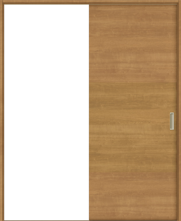 特注 戸襖引戸 片引戸標準 BKH-LAB 鍵無し 洋室側引込み 在来工法 ケーシング付枠 標準枠 W:912-1,992mm × H:1,540-2,437mm 新和風 DIY リフォーム