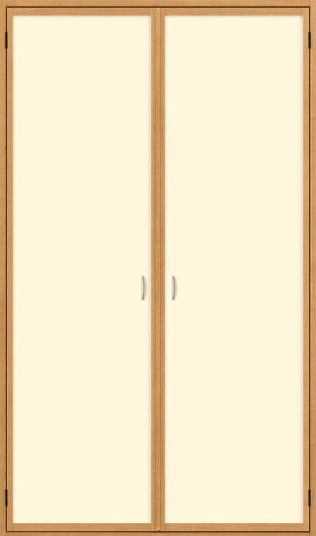 特注 和襖 開き戸 両開き戸 SCH-AF5 在来工法 ノンケーシング付枠 W:660-1,760mm × H:387-2,063mm 新和風 DIY リフォーム