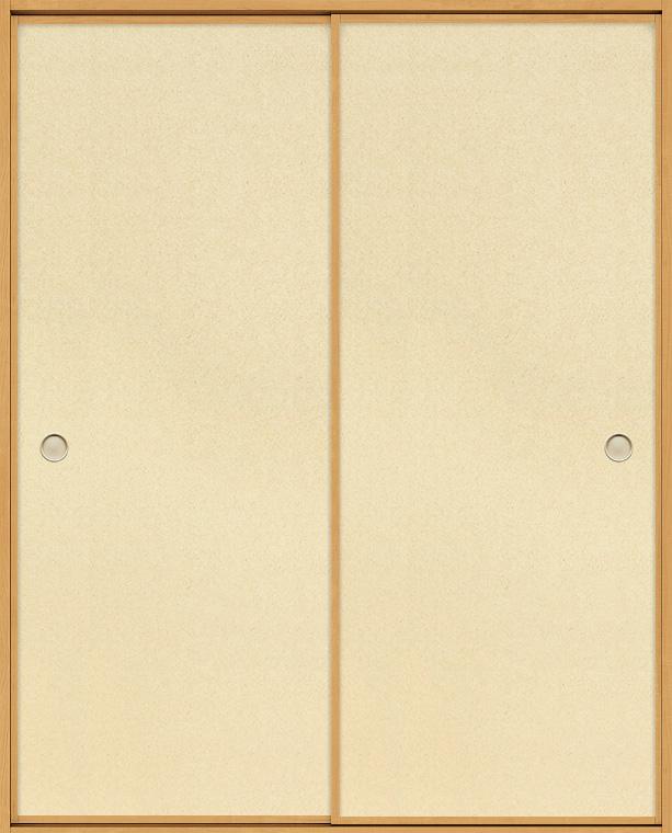 和襖 引戸 引き違い2枚建て SCHH-AF1 在来工法 ノンケーシング付枠 1618 W:1,644mm × H:1,838mm 新和風 LIXIL リクシル TOSTEM トステム DIY リフォーム