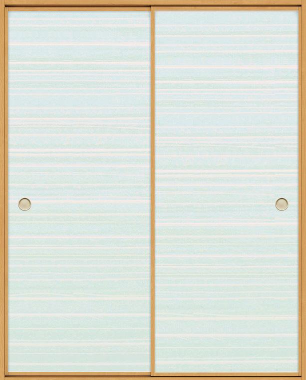 和襖 引戸 引き違い2枚建て SCHH-AF2 2×4工法 ノンケーシング付枠 1620 W:1,644mm × H:1,993mm 新和風 LIXIL リクシル TOSTEM トステム DIY リフォーム