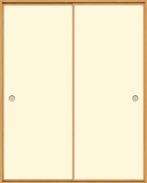 和襖 引戸 引き違い2枚建て SCHH-AF5 2×4工法 ノンケーシング付枠 1620 W:1,644mm × H:1,993mm 新和風 LIXIL リクシル TOSTEM トステム DIY リフォーム
