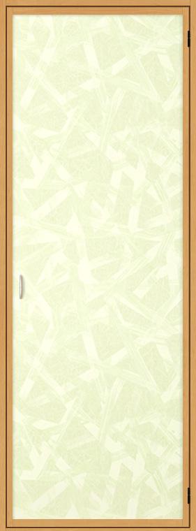 特注 和襖 開き戸 片開き戸 SCS-AF4 在来工法 ノンケーシング付枠 W:356-906mm × H:387-2,063mm 新和風 DIY リフォーム