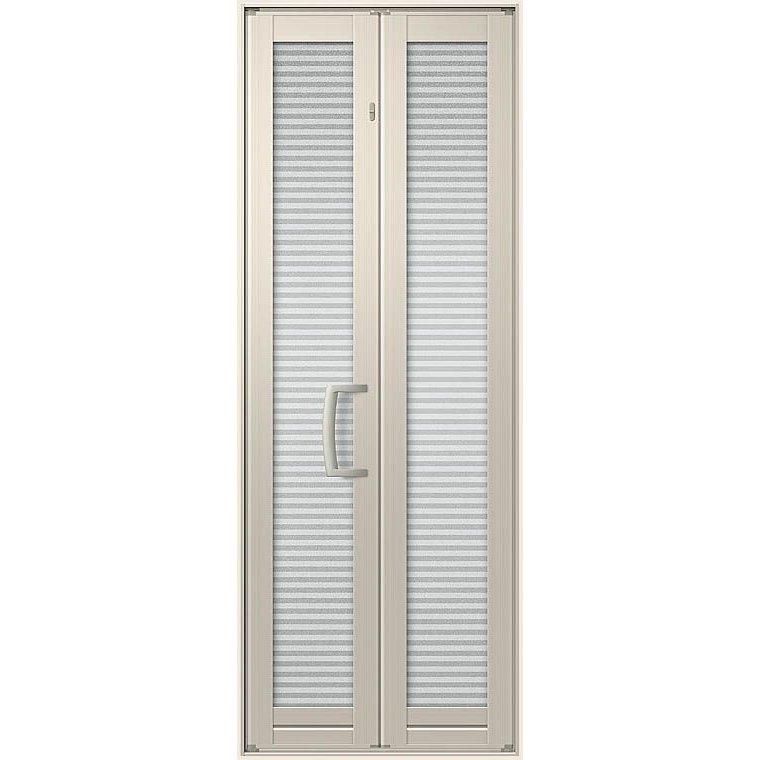 浴室中折ドア WF-1型 デザイン入り樹脂パネル 呼称0720 W:750mm×H:2,000mm LIXIL リクシル TOSTEM トステム