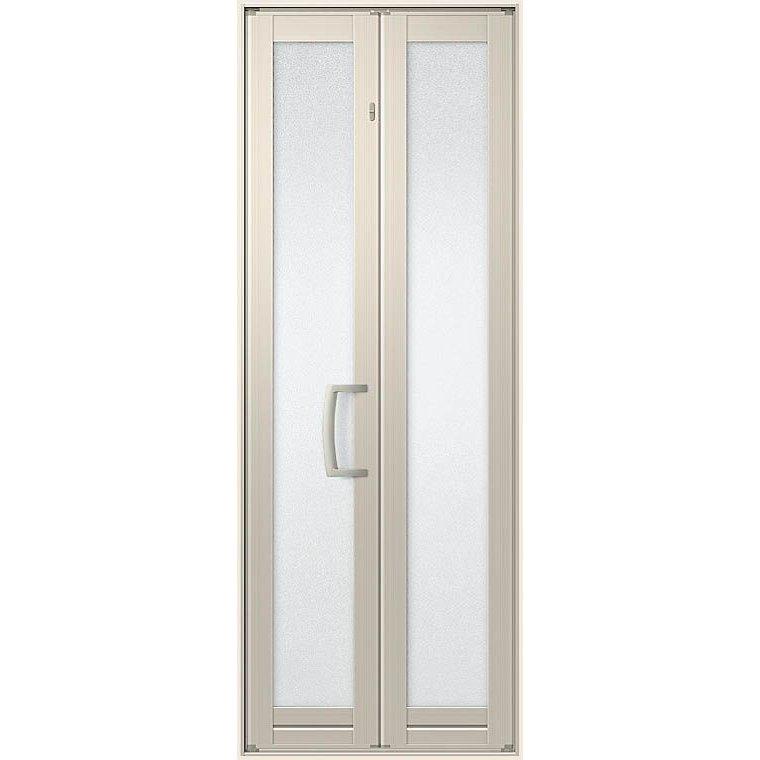 浴室中折ドア WF-2型 デザイン無し樹脂パネル 呼称0718 W:750mm×H:1,818mm LIXIL リクシル TOSTEM トステム