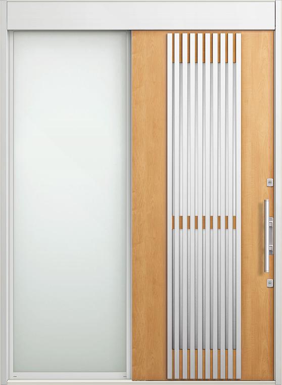 玄関 スライディングドア エルムーブ 片袖 W187 LMV-25型 幅1870×高2330 リクシル LIXIL DIY リフォーム