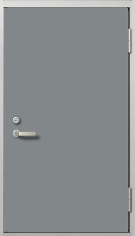 経典 外部物置ドア 防火戸 11型 K4/ レバーハンドル仕様 × W:640mm × リクシル H:1,000mm 外部物置ドア LIXIL リクシル TOSTEM トステム, 熱塩加納村:50ed8239 --- agroatta.com.br