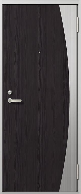 リジェーロα 13型 ランマなし K4 / 1ロック仕様 特注寸法 W:705~841mm H:1,912mm アパート 玄関 ドア リクシル LIXIL DIY リフォーム