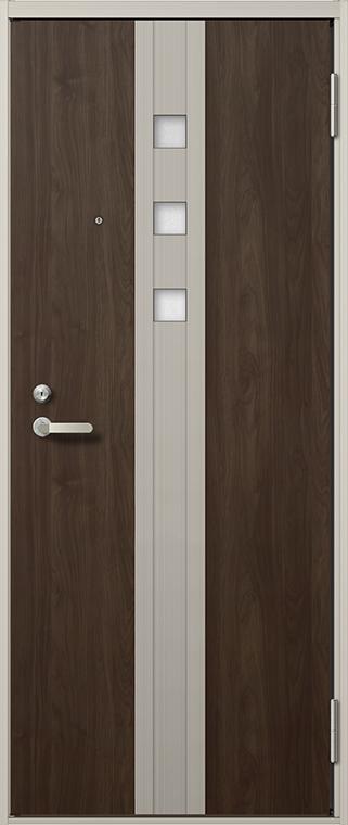 リジェーロα 防火戸 32型 1ロック / K2仕様 ランマなし W:785mm × H:1912mm 玄関 ドア アパートドア リクシル LIXIL
