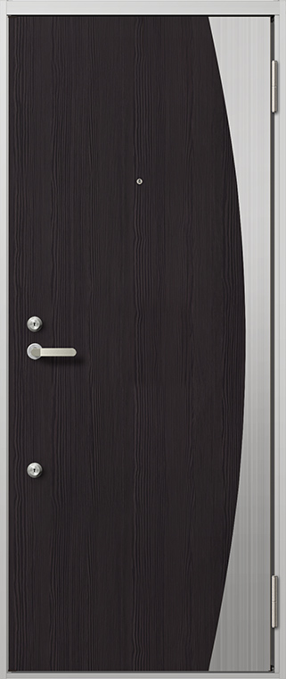リジェーロα 13型 ランマなし K2 / K3 / 2ロック仕様 特注寸法 W:705~841mm H:1,912mm アパート 玄関 ドア リクシル LIXIL DIY リフォーム