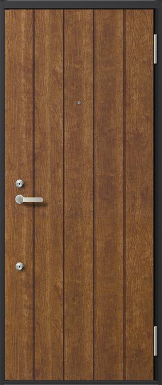 リフォーム W:785mm K4 特注寸法 DIY ドア LIXIL 21型 玄関 2ロック仕様 アパート ランマなし H:1,712~2,118mm リジェーロα リクシル /