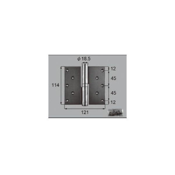リクシル ドア・引戸用部品 丁番 玄関・店舗・勝手口・テラスドア:丁番 AZWB978 LIXIL トステム メンテナンス DIY リフォーム
