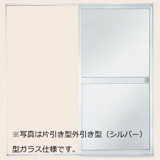 浴室引戸 片引き戸・外引き型(脱衣室側) 樹脂パネル仕様 呼称1617 [W:1670mm×H:1757mm] LIXIL リクシル TOSTEM トステム