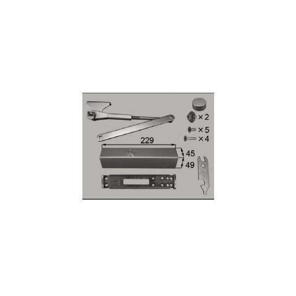 リクシル ドア・引戸用部品 ドアクローザ 玄関・店舗・勝手口・テラスドア:ドアクローザ D1X21 LIXIL トステム メンテナンス DIY リフォーム