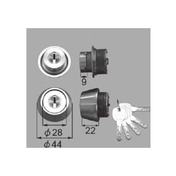 リクシル 部品 シリンダーセットJN 内筒のみ DCZZ1028 LIXIL トステム メンテナンス DIY リフォーム