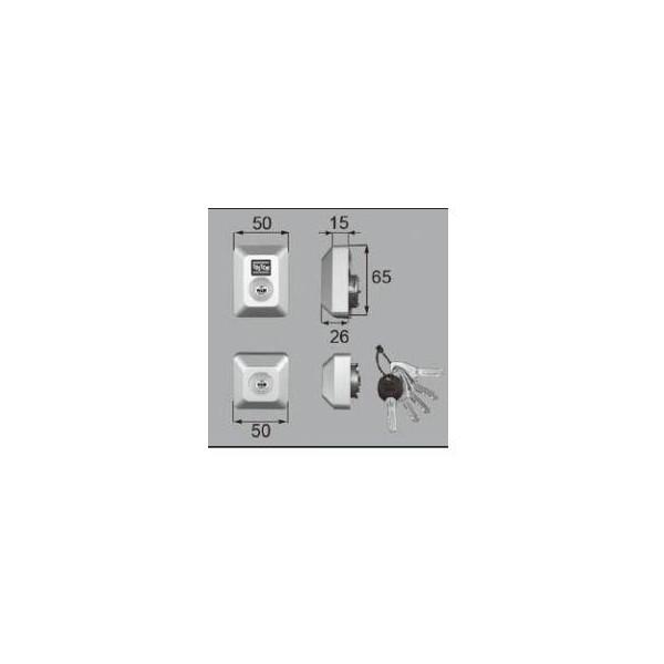 リクシル ドア・引戸用部品 錠 玄関・店舗・勝手口・テラスドア ロック:シリンダーセットDN DDZZ3013 LIXIL トステム メンテナンス DIY リフォーム