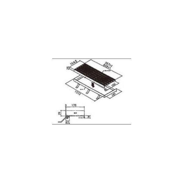 リクシル ドア・引戸用部品 その他 浴室ドア・引戸:グレーチング MNLZ14 LIXIL トステム メンテナンス DIY リフォーム