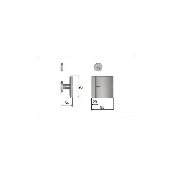 リクシル リビング建材用部品 ドア ハンドル:プッシュプルハンドル表示錠 MZTZPAH05 LIXIL トステム メンテナンス DIY リフォーム