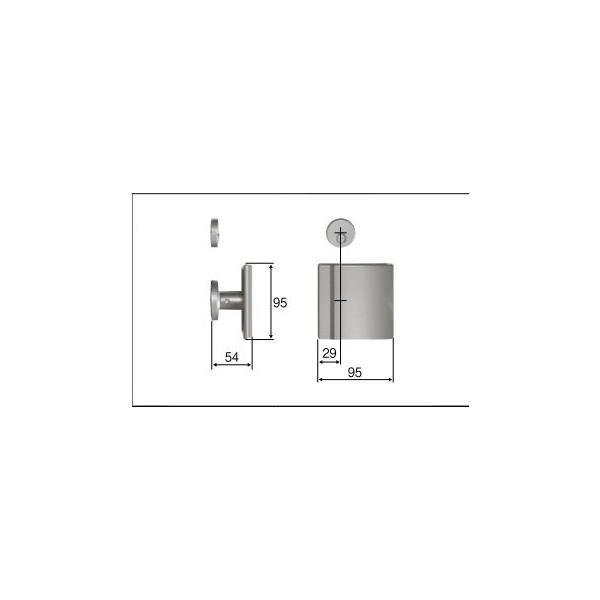 リクシル リビング建材用部品 ドア ハンドル:プッシュプルハンドル簡易錠 MZTZPAK05 LIXIL トステム メンテナンス DIY リフォーム