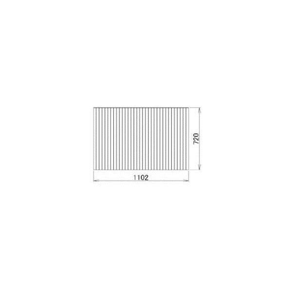 リクシル 住器用部品 バスルーム 浴槽 浴槽蓋:巻き蓋 720×1102 RAAZ621 LIXIL トステム メンテナンス DIY リフォーム