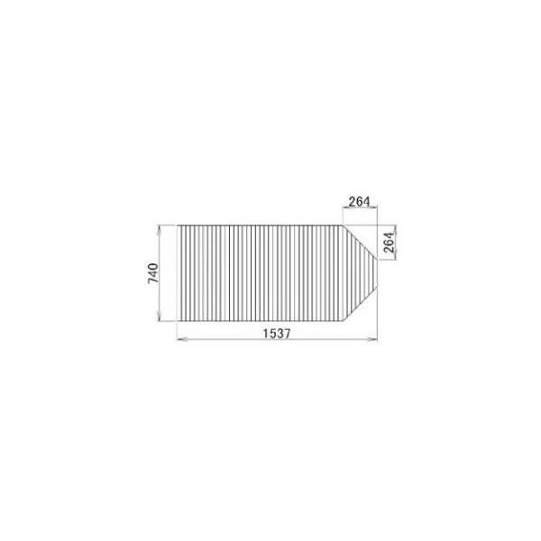 リクシル 浴槽蓋:巻き蓋 住器用部品 メンテナンス DIY バスルーム 浴槽 浴槽蓋:巻き蓋 740×1537 RGFZ101 LIXIL トステム メンテナンス DIY リフォーム, ナゴヤシ:5f5bce6a --- sunward.msk.ru