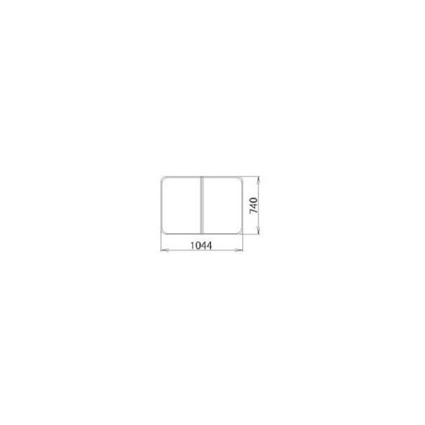 リクシル 住器用部品 バスルーム 浴槽 浴槽蓋:組み蓋 740×1044 RGFZ302 LIXIL トステム メンテナンス DIY リフォーム