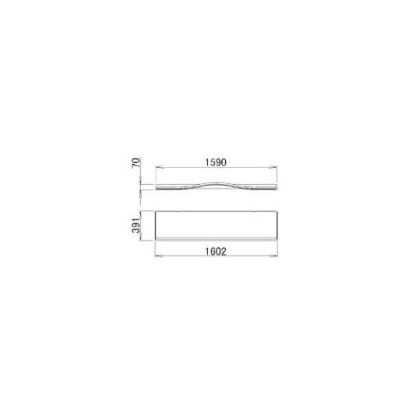 リクシル 住器用部品 バスルーム 浴槽 浴槽エプロン:浴槽エプロン 16** RTPA002 LIXIL トステム メンテナンス DIY リフォーム