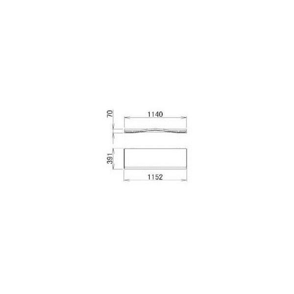 リクシル 住器用部品 バスルーム 浴槽 浴槽エプロン:浴槽エプロン 1216 RTPB001 LIXIL トステム メンテナンス DIY リフォーム