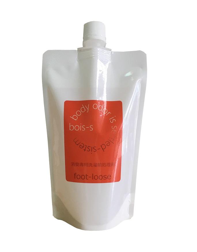 洗剤 DSシリーズ DSフットルース 足臭専用 400ml 10本セット 詰め替え用 パウチパック 消臭 株式会社ベネフィット-イオン DIY リフォーム