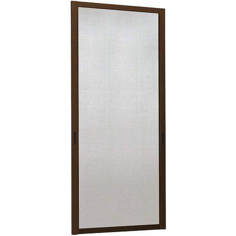 スライド網戸 クリアネット仕様 エピソード用 窓 サッシ 引き違い窓 W:1290mm × H:2021mm YKKAP 網戸 DIY リフォーム