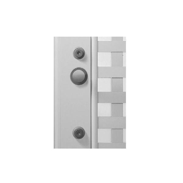 【YKKAPメンテナンス部品】握り玉錠(丸座)セット(HH-2K-13927) DIY リフォーム
