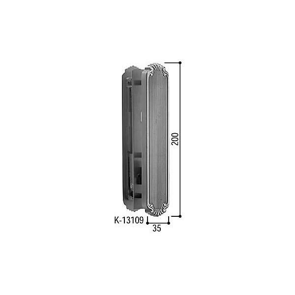 【YKKAPメンテナンス部品】召合せ 内締り錠(HH-J-0328) DIY リフォーム
