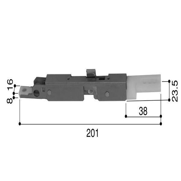【YKKAPメンテナンス部品】上部引寄装置(HH-K-10978) DIY リフォーム