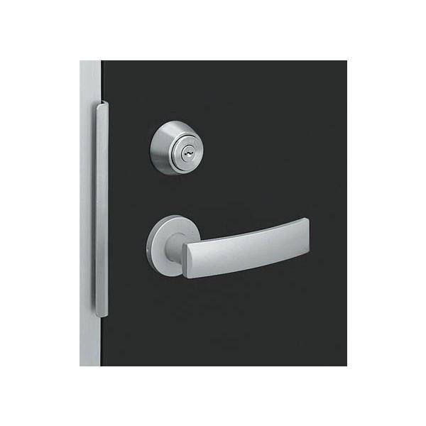【YKKAPメンテナンス部品】レバーハンドル錠セット(HH-3K-15891) DIY リフォーム