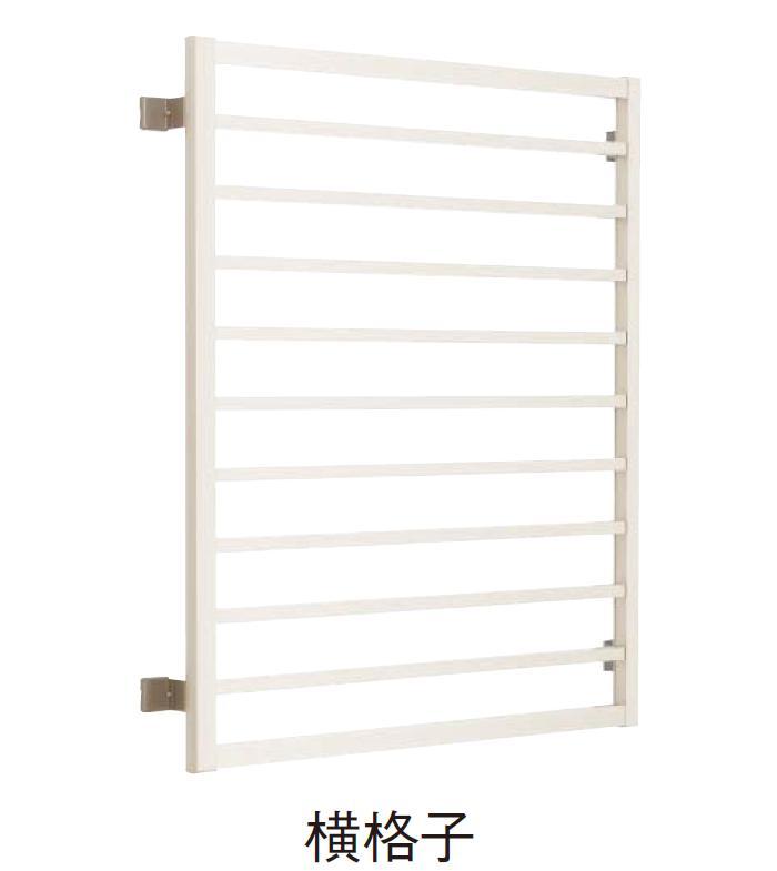 高強度面格子 FLA 横格子 壁付ブラケット付き 17609 W:1,850mm × H:1,030mm 窓まわり YKK AP