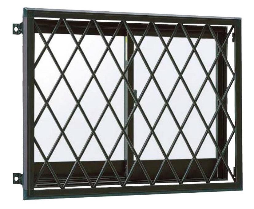 ラチス面格子 2LA 壁付タイプ 07407 W:840mm × H:850mm 窓まわり YKK AP