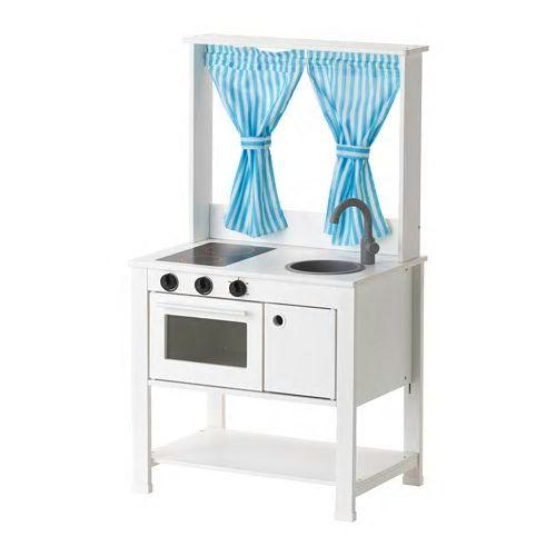 IKEA イケア おままごとキッチン カーテン付き n40427816 SPISIG